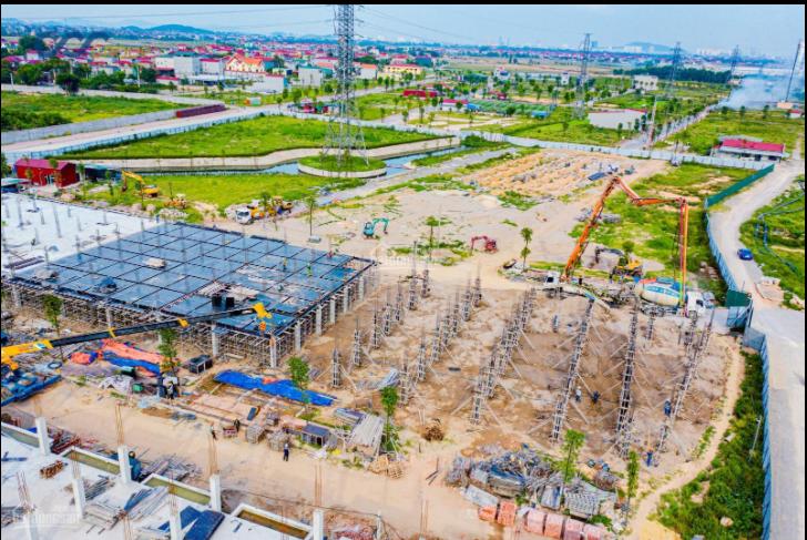 Lợi nhuận 500tr/năm với shophouse KCN Yên Phong, chiết khấu 9%