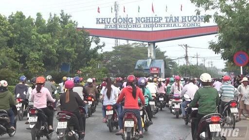 Đất nền giá rẻ cổng sau KCN Tân Hương 630 triệu - 100 m²