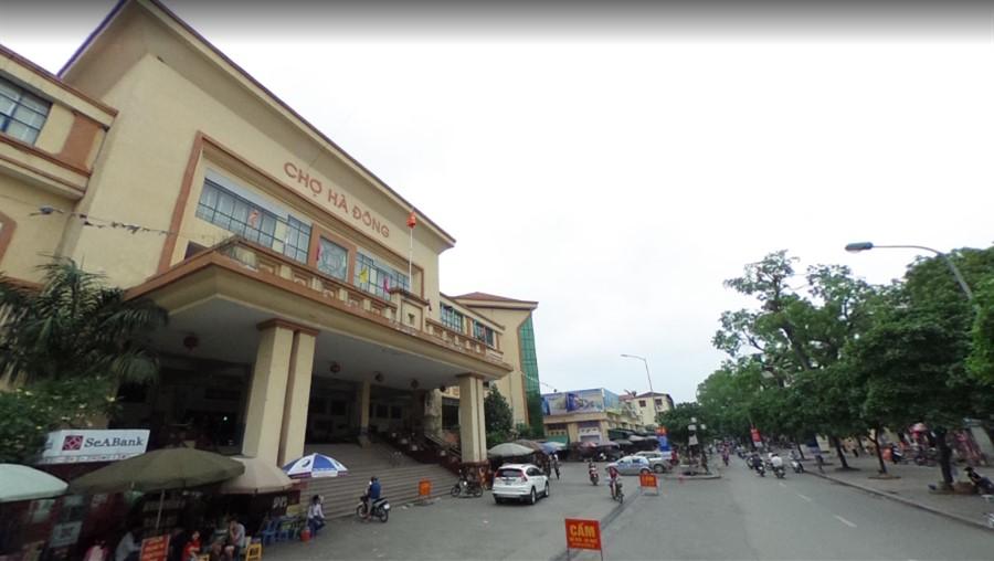 Bán gấp nhà MP Hà Đông, cạnh chợ Hà Đông, đường thông hè thoáng, kinh doanh nhiều mặt hàng