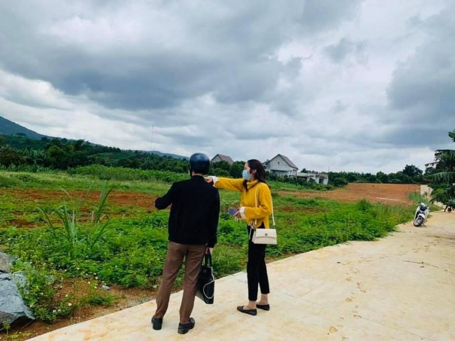 Sở hữu ngay 500m2 đất ngay trung tâm Thị Trấn Nam Ban, Lâm Hà, Lâm Đồng chỉ với 1 tỷ 1 - 0909810489