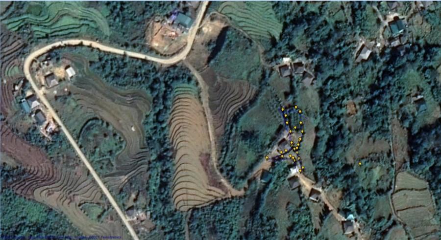 Mảnh đất trung tâm Y Tý diện tích 538.5m2 phù hợp đầu tư