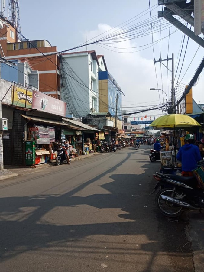 Cho thuê  Tòa nhà 5 tầng , ngang 8m, đường Phạm Đăng Giảng, Q Bình Tân