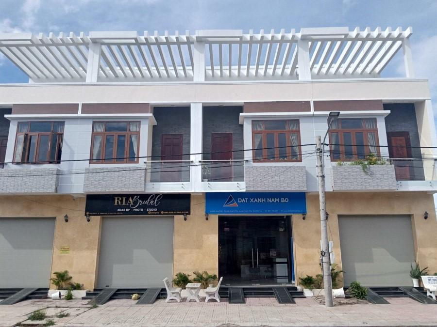 Shophouse phố chợ đầu tiên Thạnh Phú có gì đặc biệt ?