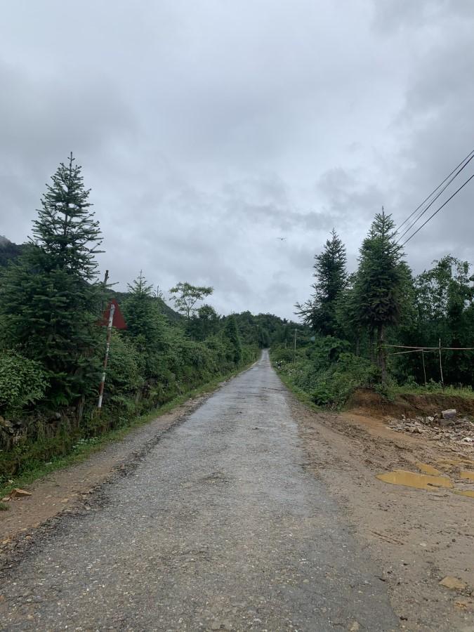 Bán mảnh đất thôn có tuyết rơi nhiều nhất Y TÝ (SaPa 2)