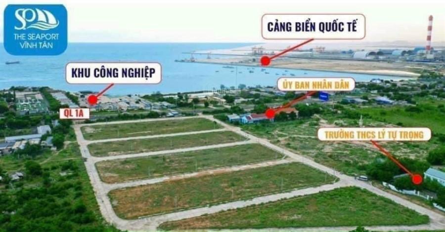 Siêu phẩm The Seaport Vĩnh Tân - Đất nền cảng biển quốc tế