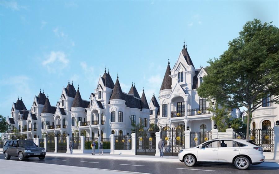 Mở bán đợt đầu dự án Khu đô thị kiểu mẫu Vimefulland Đông Anh