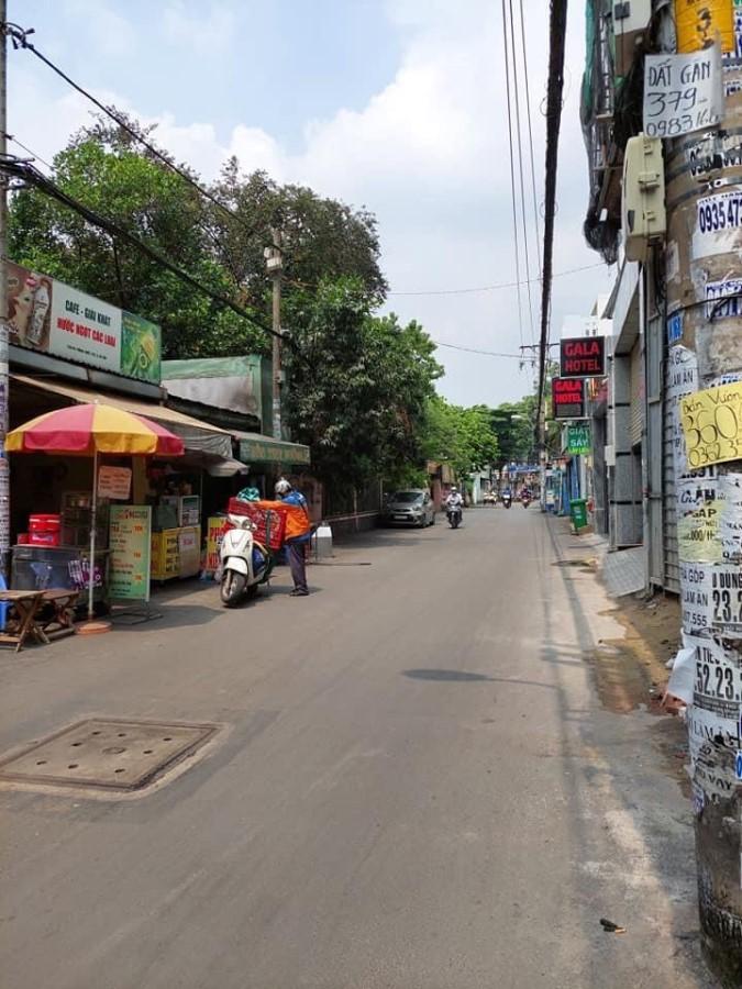 Bán CHDV 5 lầu Nguyễn Văn Lượng, HXT, ngang 6.5m, 18 phòng, KD tốt, 17 tỷ.