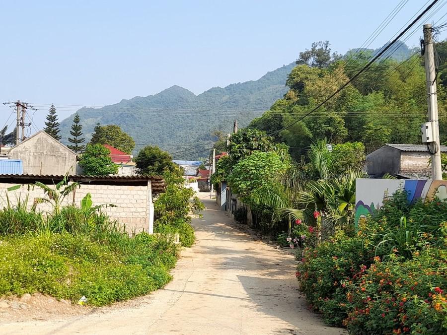 Mảnh đất vườn hơn 3.600m2 tại thị trấn Mộc Châu- Phù hợp đầu tư sinh lời và khai thác du lịch 4 mùa.
