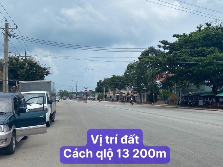 Chính Chủ Cần Bán Lô Đất Cư Mặt Tiền Nhựa DT 750 Ở Trừ Văn Thố, Cạnh KCN Bàu Bàng - Bình Dương