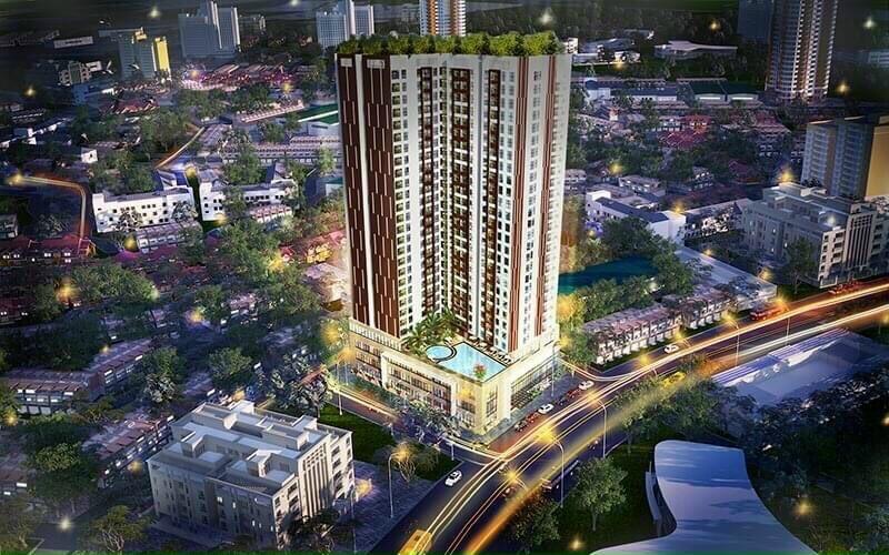Căn góc 74m2 Lê Thái Tổ giá rẻ 1,8 tỷ nhà mới trae trước 540tr vào ở ngay