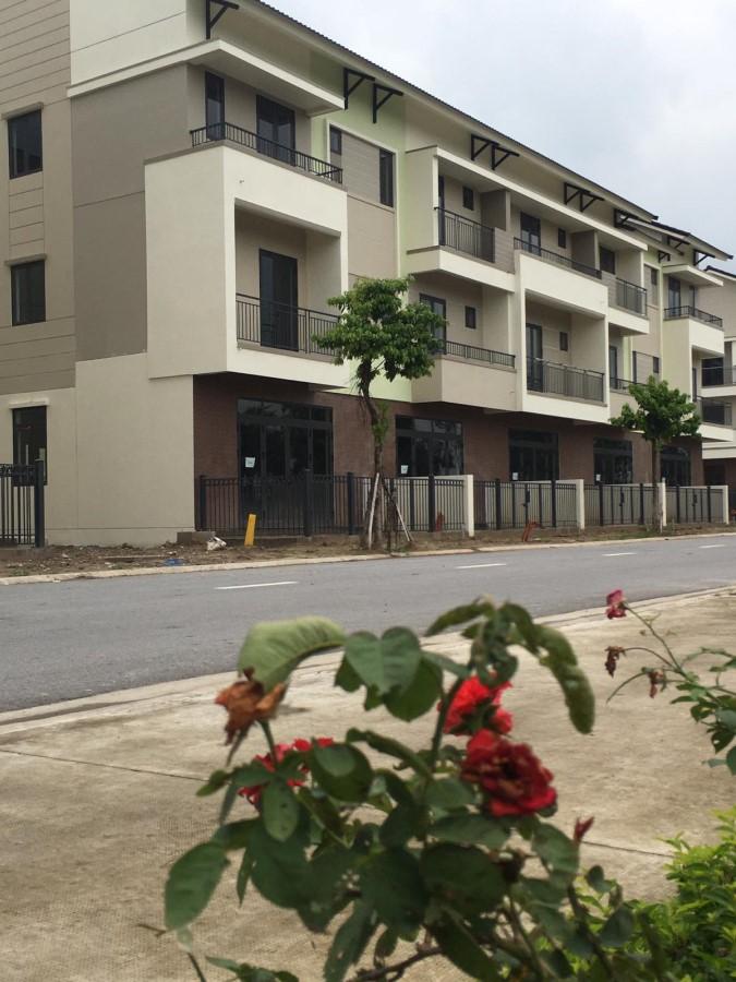 Bán shop house 3 tầng tại centa City thành phố Từ Sơn