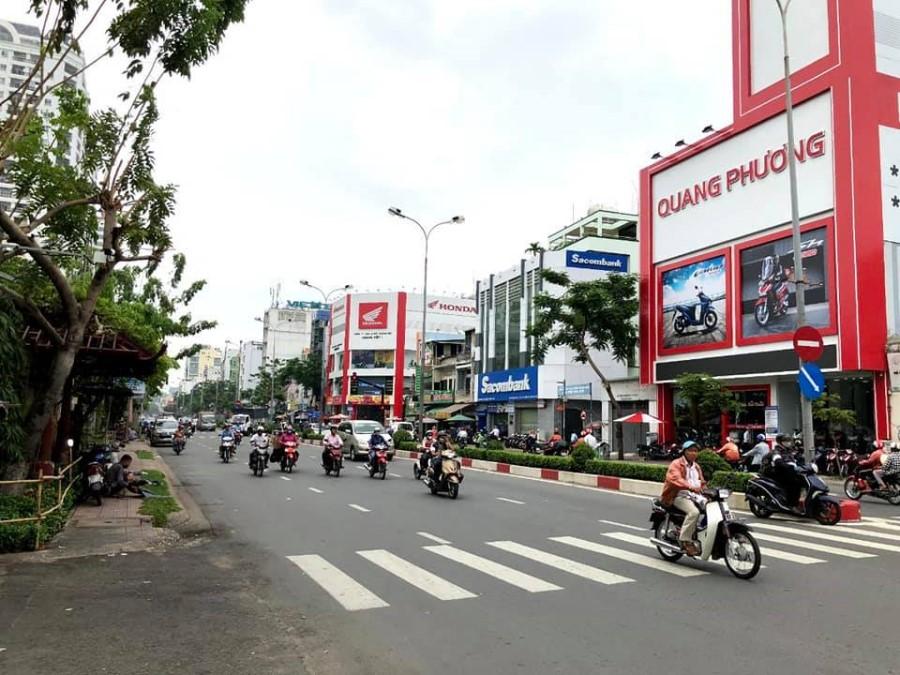 Cho thuê nhà 3 Tầng 2 MT Kinh Doanh Đ Lê Đại Hành Q11 trung Tâm Sài Thành (400m2)