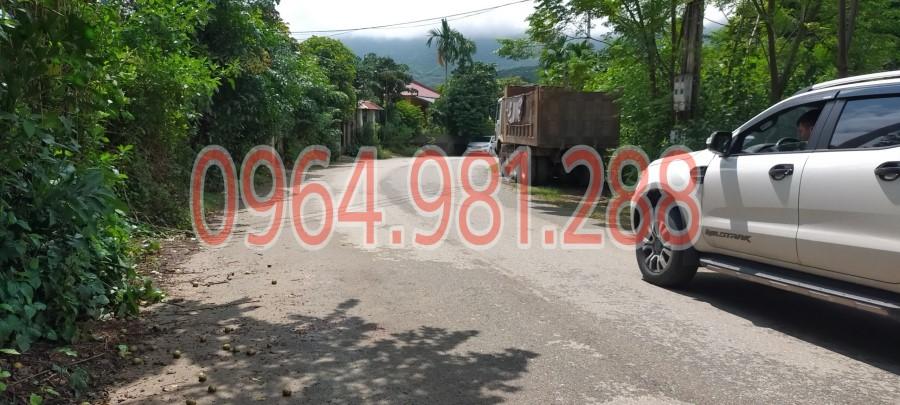 Bán đất nghỉ dưỡng tại Hòa Lạc - Sát suối, View cánh đồng - Giá 5.5TR/M2.