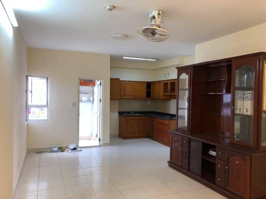 Cần cho thuê căn hộ Conic H.Bình Chánh, Khu Dân Cư 13B – Conic, Dt : 88 m2 3PN, Giá 4.5 tr/th