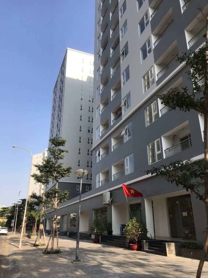 Cần Cho thuê căn hộ Starlight Quận 6, Dt : 70m2, 2PN, Có Nội thất, Giá : 7 tr/th,