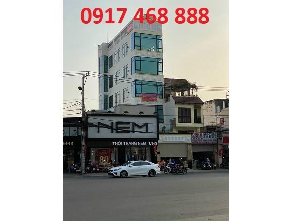 Bán toà nhà mặt tiền Võ Văn Ngân, TP.Thủ Đức - 0917468888