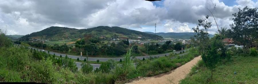 Đất view cực đẹp gần Núi Voi cao tốc Đà Lạt
