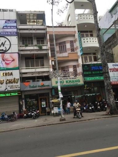 Cho thuê nhà 3 Tầng MT kinh doanh Khu Vip Trung tâm đường Hậu Giang P6, Q6.