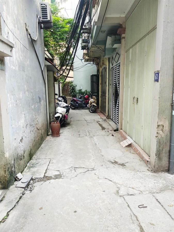 Cần bán nhà đẹp Phố Thịnh Quang,Tây Sơn,gần ô tô,ở luôn,44mx5Tx5.3 tỷ.