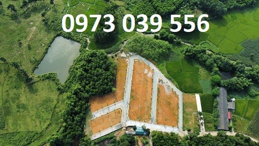 Bán đất nền thôn Đồng Vàng, Phú Mãn, Quốc Oai, 1,9 tỷ, 0973039556